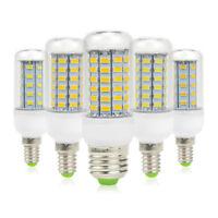 10x E27 E14 G9 Lampe de maïs Lumière Ampoule 220V 5730 SMD 5W 7W 10W 12W 15W TW