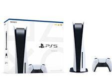 Sony Play5 consola con lector de CD ps cinco  nueva a estrenar psx5 playstation