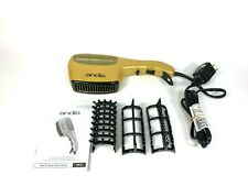 Andis HS-2 Ceramic 1875W Ionic Hair Dryer Styler Brush Comb Attachments 3 Levels