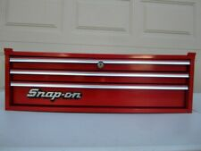 1985 Snap On 3 Drawer Kra 429e Middle Tool Box Mid Intermediate Chest Usa