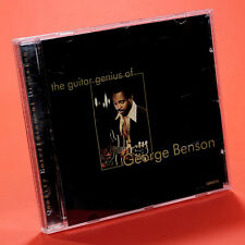 GEORGE BENSON CD THE GUITAR GENIUS OF