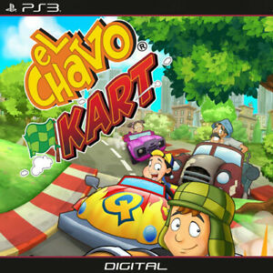 El Chavo Kart - PS3 - (Digital Copy)