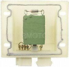 Standard Motor Products RU471 Blower Motor Resistor