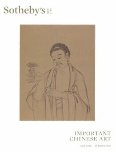 Sotheby's New York Catalogue Important Chinese Art  20/03/2019 HB