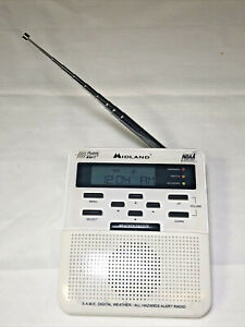 Midland WR-100 NOAA Weather Radio