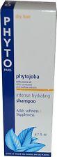 Phyto Phytojoba Intense Hydrating Shampoo Dry Hair 6.7 fl.oz