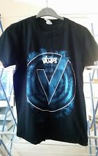 Size M The Vamps black t-shirt from 2016 Wake up World Tour