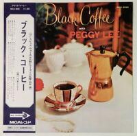 Peggy Lee Black Coffee MCA Records MCA-3023 OBI JAPAN VINYL LP JAZZ