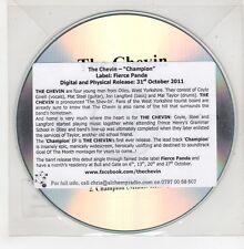 (GO850) The Chevin, Champion - 2011 DJ CD