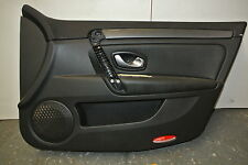 RENAULT LAGUNA MK3 2008 - 2012 DRIVERS SIDE FRONT DOOR CARD DYNAMIQUE  TOM TOM