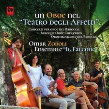 Omar ZOBOLI / Un Oboe nel Teatro degli Affetti / (1 CD) / Neuf