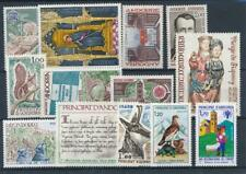 [313706] Andorra good lot of stamps very fine MNH