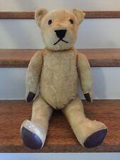 """1930 1940's Teddy Bear Mohair Antique Vintage 51cm Tall """"Charlie"""" Barton Waugh"""
