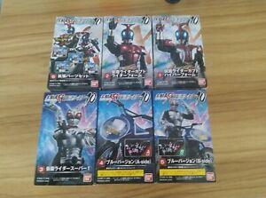 Kamen Rider Shodo-x 10 Full Set, Kabuto, Super One
