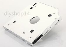 for Dell Inspiron 15 15R N5050 5520 7520 N5040 M5040 2nd HARD DRIVE Caddy HDD