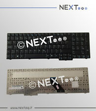 TASTIERA KEYBOARD NERA LAYOUT ITALIANO ORIGINALE ACER Extensa 5235-5635