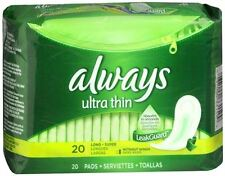 Always Ultra Thin Pads Super Long 20 Each