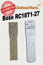 Bose RC18T1-40 RC38T1-40 **BUTTON REPAIR KIT** For LifeStyle REMOTE CONTROL