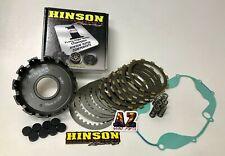 Yamaha Banshee 350 Hinson Billet Clutch Basket Heavy Duty Steel Fiber Kit Gasket