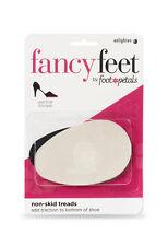(00094) Fancy Feet Non Skids, Black/Clear