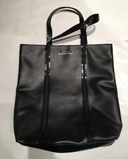 Givenchy parfums black beach tote lined  new no tag large