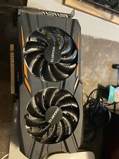 Gigabyte GTX 1050ti Windforce OC 4GB GDDR5 128 bit PCI-E Graphics Card. Read