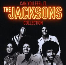 The Jacksons Can You Feel It-Collection CD NEW SEALED Blame It On The Boogie+