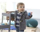 Warm Infant Toddler Baby Boy Winter Coat Hat Kids Clothes Children Outerwear JW
