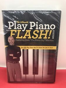New (Sealed) The Ultimate Play Piano in a Flash System (DVD)