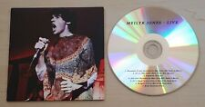 MEILYR JONES Live 2015 UK 7-track promo only CD