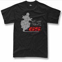 BMW R1150 GS Style  Motorcycle Printed T Shirt in 6 Sizes