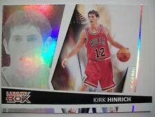 2005-06 TOPPS LUXURY BOX KRK HINRICH , # 87 !! BOX 5