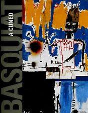 Basquiat a Cuneo - Rare Italian Basquiat Art Book