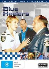 Blue Heelers : Season 8 : Part 2 (DVD, 2008, 5 Disc Set)