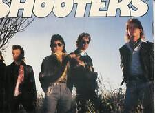 SHOOTERS LP ALBUM SOLID AS A ROCK