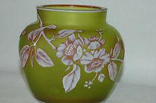 Thomas Webb Cameo Art galss Vase CIrca 1886