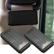2 x Seatbelt Clip Seat Belt Buckle Adjuster Support Safety Comfort Aid Extender