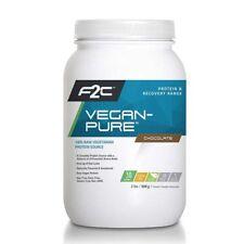 F2C Nutrition Vegan Pure Protein Powder  2lbs Chocolate 36 Servings Bike