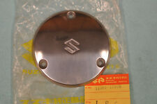 NOS 1969 Suzuki T20 Left Engine Cover Cap TC250