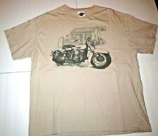 Harley Davidson Motorcycles West Fargo, ND Tshirt Mens Size XL