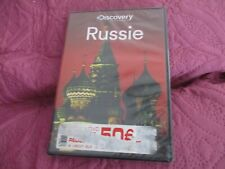 "DVD NEUF ""DISCOVERY CHANNEL : LA RUSSIE"" documentaire"