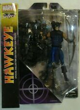Marvel Select Classic Hawkeye Action Figure New Sealed Avenger Marvel  legends