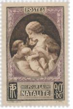 FRANCE TIMBRE POUR LA NATALITÉ N°441 NEUF ** ANNEE 1939 - COTE 10.00€
