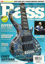 BASS Guitar Magazine UK 79 June 2012 John Entwistle Christian McBride Kat Marsh
