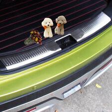 Steel Rear Bumper Protector Plate Cover 1pcs for Suzuki SX4 S-cross 2014 - 2018