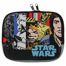 Star Wars Classic Soft Mini Tablet Case. iPad Cool Retro Gift Him Her Kids