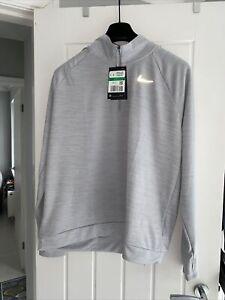 Nike Running 1/4 Zip Womens XL - Thumb Holes.