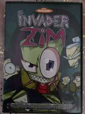 Invader Zim 1 and 2 DVDs Doomx3 and Progressive Stupidity Region 1 collectables