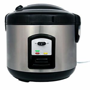 Reiskocher 1,5 L  Schnellkocher Reiskochtopf Dampfgarer Elektrisch Rice Cooker
