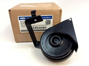 2016-2018 Lincoln MKX Low Pitch Electric Horn with Bracket new OEM FA1Z-13832-C